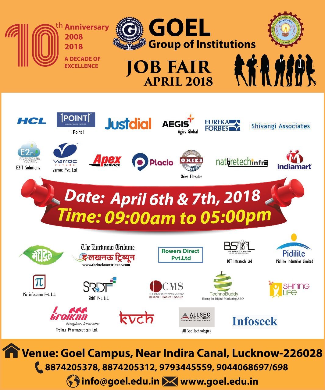 Job Fair@GGI