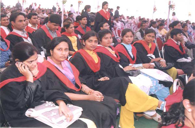 3rd Convocation, 2nd December 2005