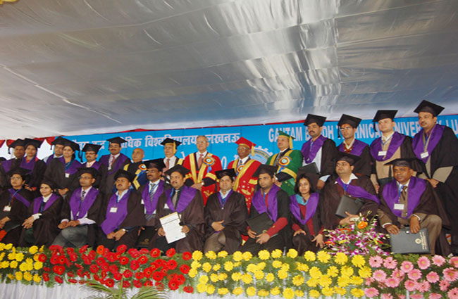 7th Convocation, 22nd December, 2009