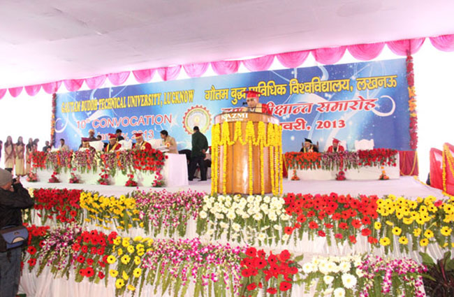 10th Convocation, 05th January, 2013