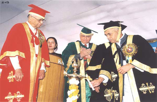 5th Convocation, 21st November 2007